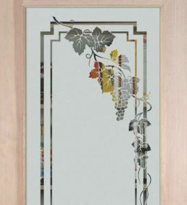 glass etching designs for kitchen grapevines ivy designs sans soucie art glass