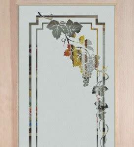 Glass Etching Designs For Kitchen Grapevines Designs Sans Soucie Glass