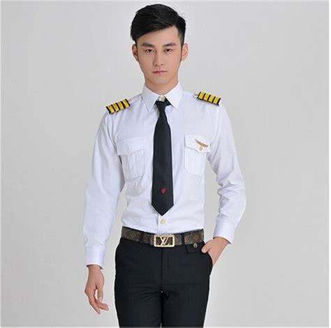 2016 high quality airline pilot uniform for women airlines juqian high fashion class summer aerial work clothes air