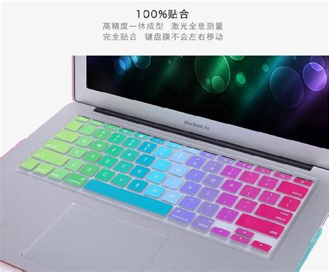 Silicone Keyboard Cover For Macbook Pro 2016 Murah 2016 retail silicone keyboard protector skin cover for macbook pro air mac retina keyboard