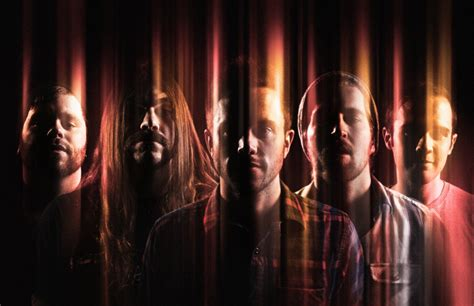 The Buried between the buried and me are done writing their new