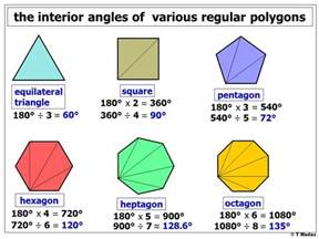 Interior Angles Of Pentagon 169 T Madas Ppt Video Online Download