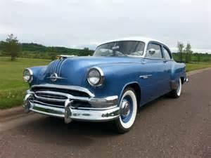 Antique Pontiac 1954 Pontiac Chieftain Coupe 2 Door Classic Vintage