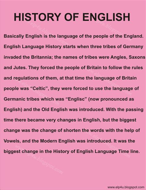 language history history of language 171 learning point