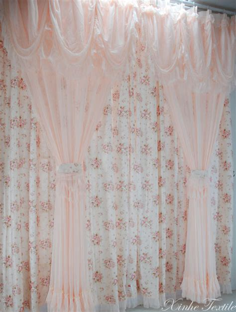 double layer curtains china fahion curtain with double layer dhc1013 china