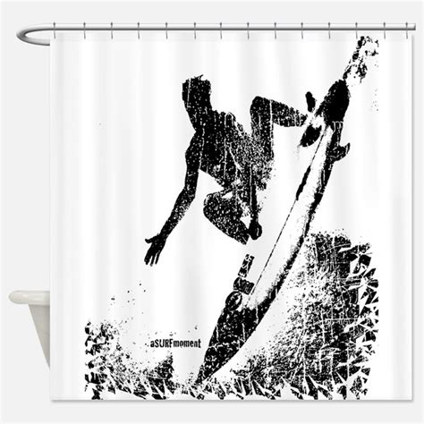 surfer shower curtain surfing shower curtains surfing fabric shower curtain liner
