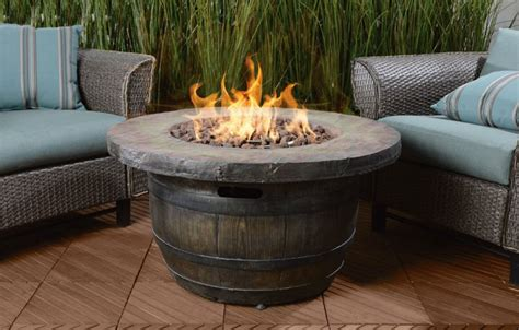 how to a pit table quot vineyard quot wine barrel pit table pros cons