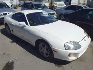 Salvage Toyota Supra For Sale Toyota Supra Salvage Cars For Sale Wrecked Repos