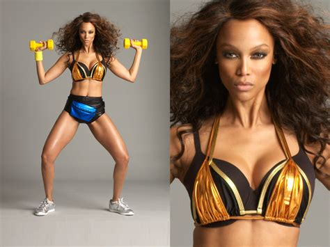 tyra banks just got a super short and super pretty pixie tyra banks talks about her diet and workout routine pk