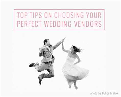 4 major tips and more on selecting your best hair top tips on choosing your perfect wedding vendors bridal