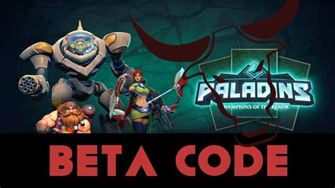 Paladins Giveaway Codes - paladins free beta code giveaway youtube