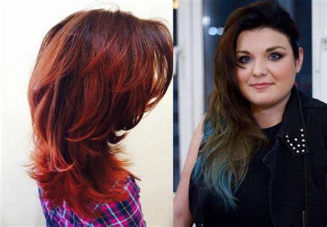 modne kolory wosw 2016 zdjcia modne farbowanie włos 243 w 2016