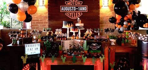 Amazing Christmas Theme Party #2: Harley-Davidson-Birthday-Party-via-Karas-Party-Ideas-KarasPartyIdeas.com22.jpg