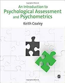 psychometrics an introduction books an introduction to psychological assessment