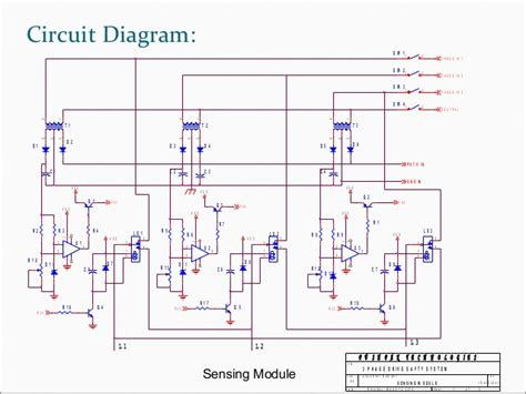 automatic changeover switch circuit diagram pdf generator