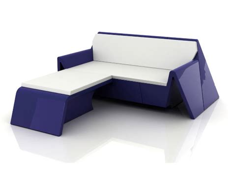 new modern outdoor furniture rest by vondom digsdigs