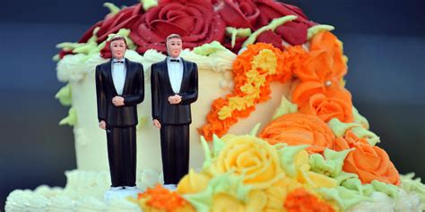 Wedding Cakes Ta by Wedding Vendors Gear Up For A Ame Ex Wedding Boom Huffpost