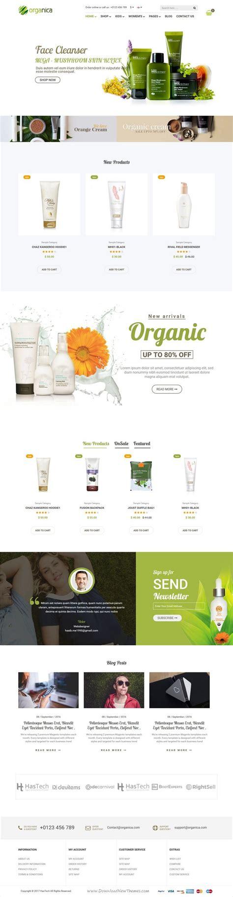 themeforest organica 3674 besten webdesign ideen bilder auf pinterest website