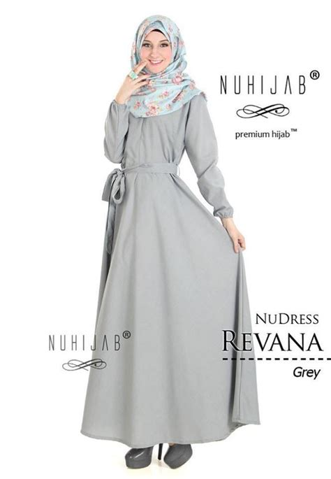 Nudress Revana by Nuhijab Modern