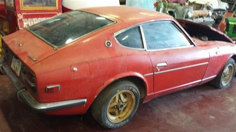 1971 datsun 240z parts buy used two 1971 nissan datsun 240z 2 4l car and parts