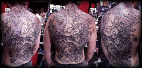 tattoo back piece japanese image gallery japanese back pieces
