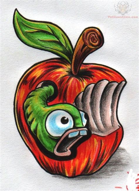 apple tattoos designs apple images designs