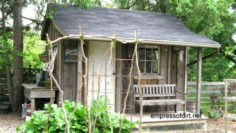 best backyard sheds charming garden sheds from rustic to modern empress of dirt