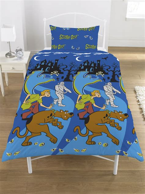 Scooby Doo Duvet Covers Uk Scooby Doo Duvet Cover And Pillowcase The Review