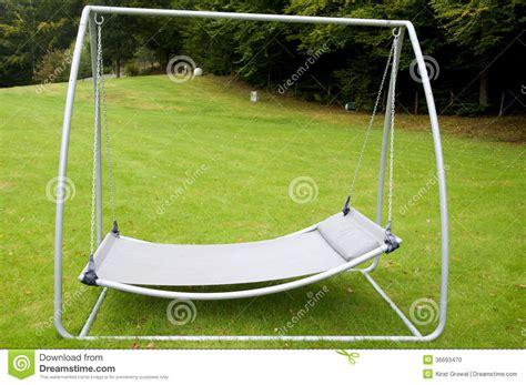 swing in deutschland swing sunbed in germany stock photo image 36693470