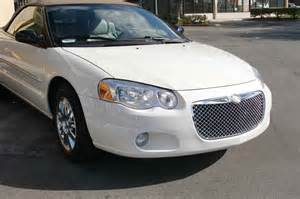 Chrysler Bentley Grill Chrysler Sebring Chrome Bentley Mesh Grille