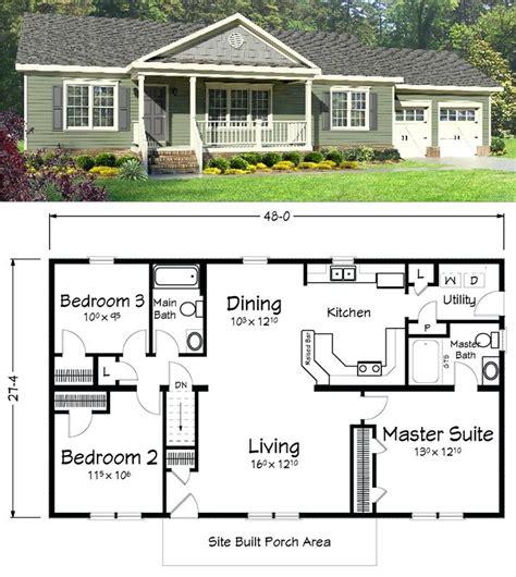 small ranch homes floor plans yuinoukin