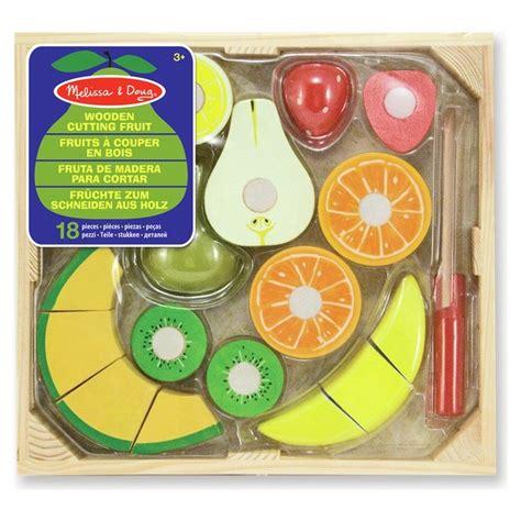 selecta alimenti buy and doug wooden cutting fruit at argos co uk