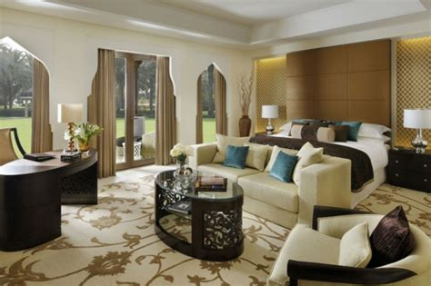 arabisches wohnzimmer bett im wohnzimmer haus design ideen