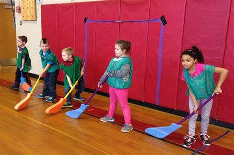 floor hockey lesson plans floor hockey unit