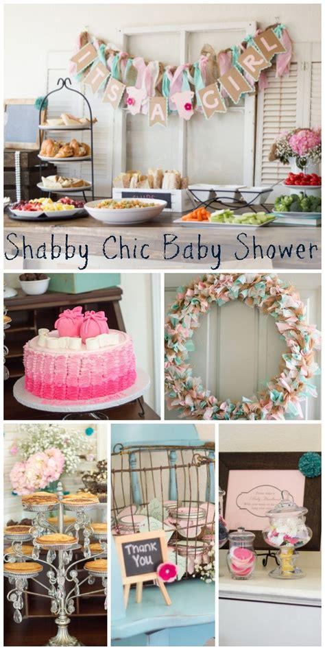 shabby chic baby shower quot churel s baby shower quot