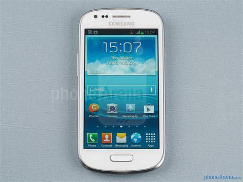 Samsung Galaxy 3 Mini Autokorrektur by Samsung Galaxy S Iii Mini Review