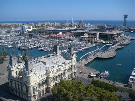 barcelona to porto de barcelona la enciclopedia libre