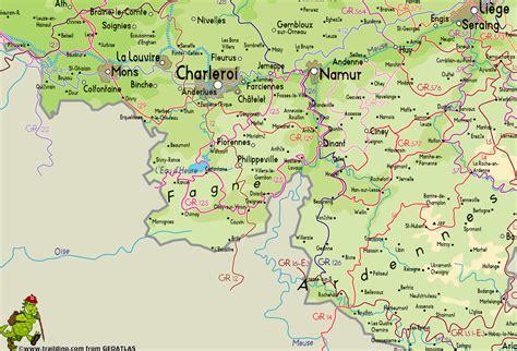 namur map namur belgium map