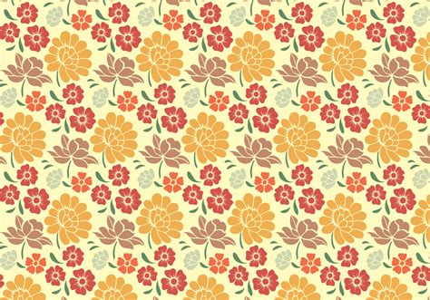 Floral Decorative floral decorative pattern free vector