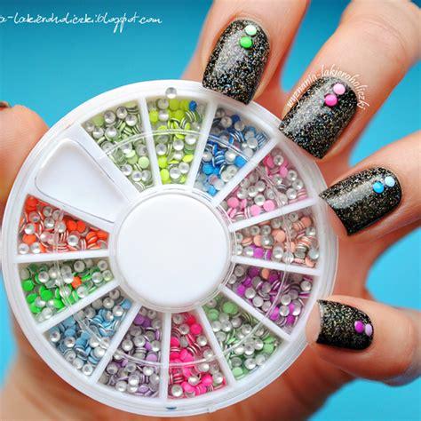 Color Metal Nail 12 color metal nail decorations best nail stuff