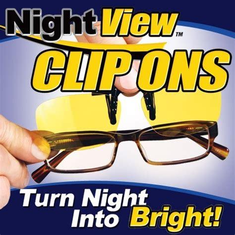Kacamata Kacamata Clip On Kaca Mata Anti Silau Malam jual view clip ons kacamata klip on anti silau