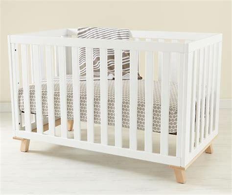 Tribeca Convertible Crib Two Tone Crib Tribeca 4in1 Convertible Crib Babyletto 2 Nursery Set Modo 3 In 1