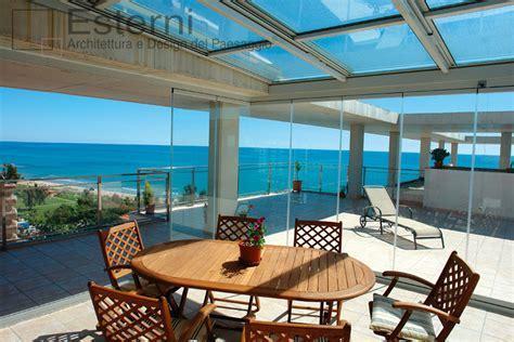 vetri per verande esterni prodotti giardini d inverno e verande