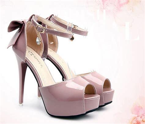 Lmmj3 Sepatu Boot Heels 12 Cm jual shh1381 purple sepatu heels 12cm grosirimpor