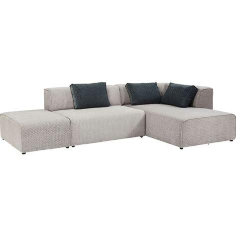 kasten ottomane kare design sofa infinity soft ottomane rechts zooff nl