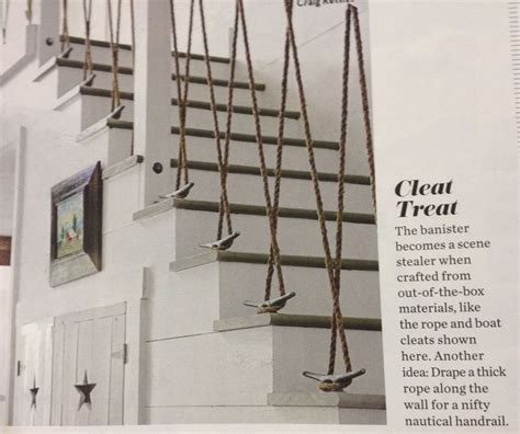 nautical boat cleats nautical boat cleats with rope banister stairs stairway