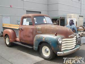 1950s Chevrolet Truck 1950 Chevy Gmc Truck Brothers Classic Truck Parts