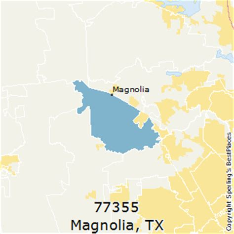map of magnolia texas best places to live in magnolia zip 77355 texas