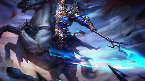 wallpaper zilong mobile legends 5 best hero for beginner easy to learn mobile legends