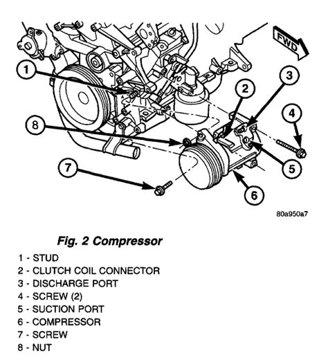 2005 Chrysler Town And Country Engine Diagram 97 Dodge Caravan 3 0 Engine Diagram Get Free Image About